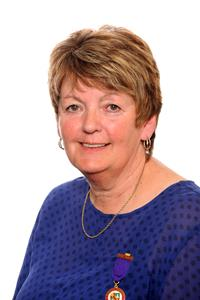 Councillor Mrs Linda M Broadley